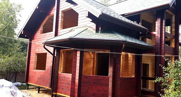 Дом в деревне Кулаково, Чеховского района