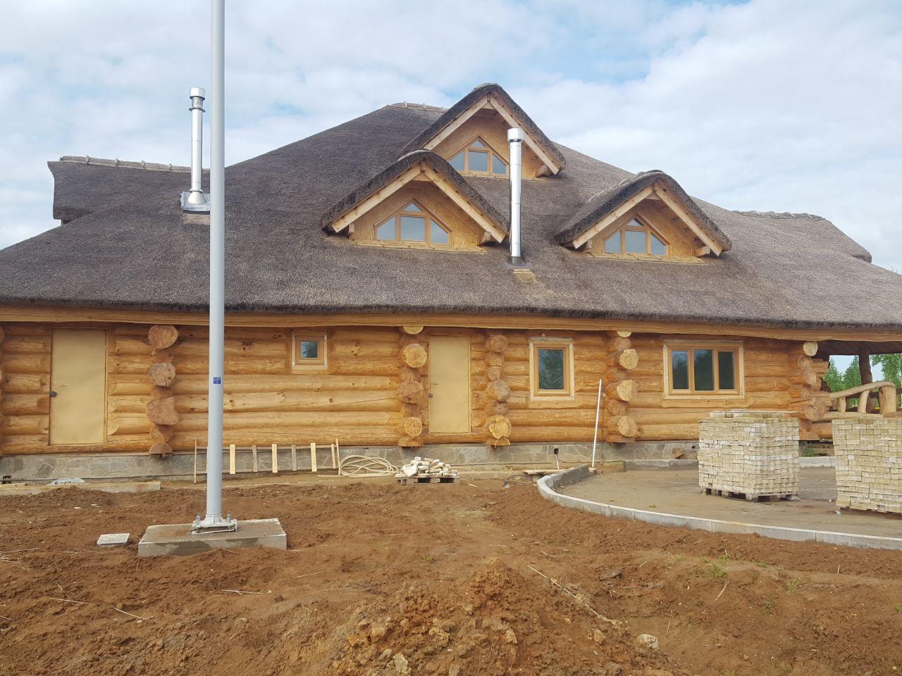 Пример работы в деревне Акулово, Дмитровского района